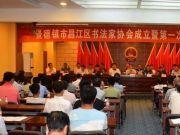 昌江区书法家协会