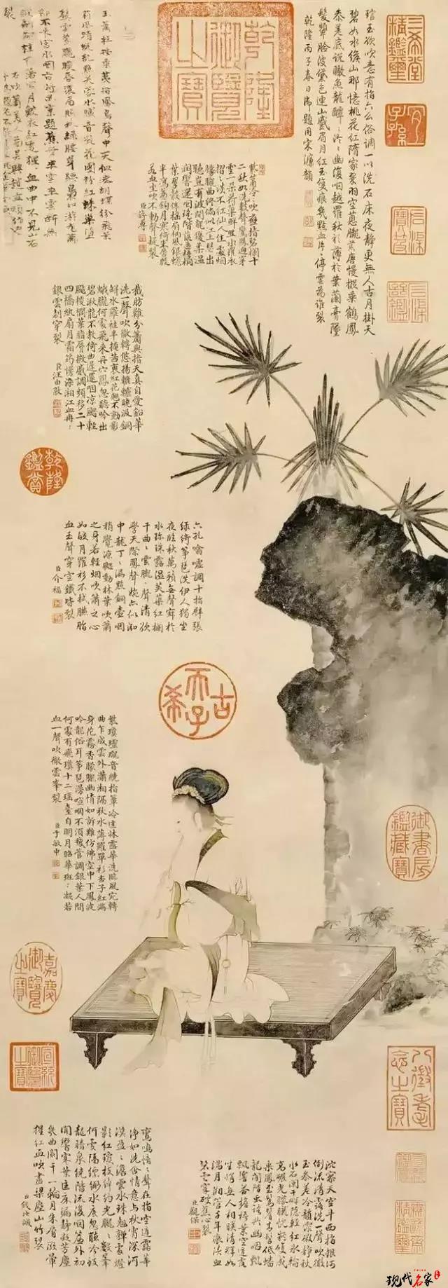 赵孟頫的绘画世界-第3张