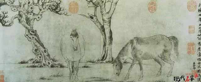 赵孟頫的绘画世界-第2张