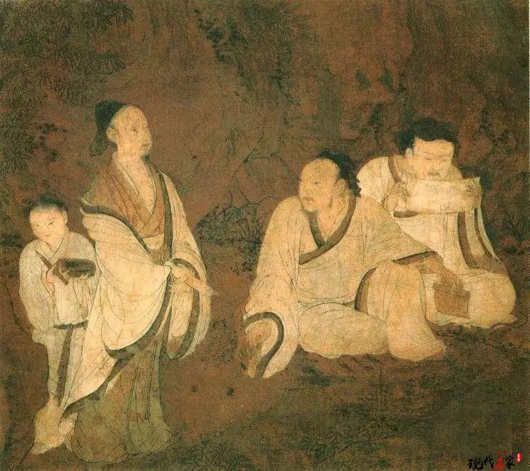 李巍松:佛教人物画的形成-第3张