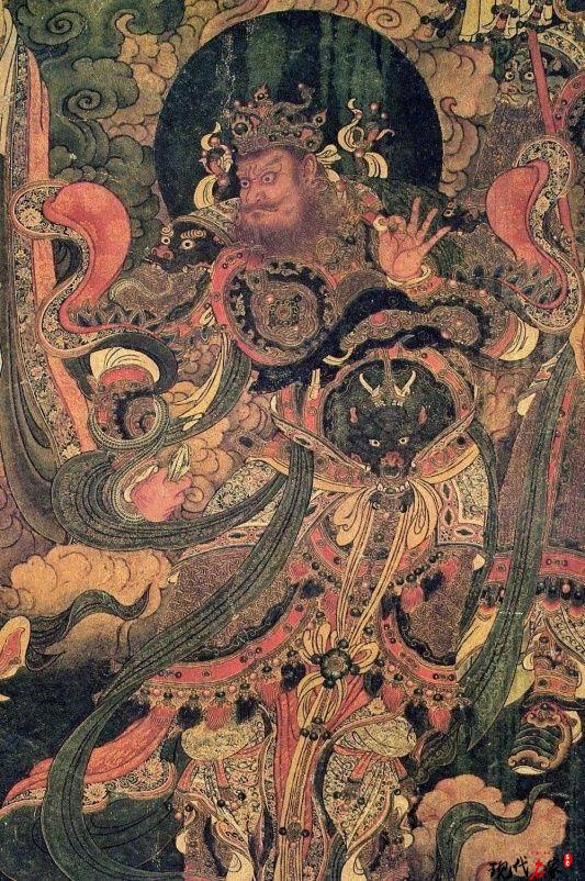 李巍松:佛教人物画的形成