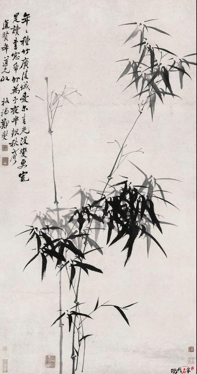 郑板桥的竹子画得好,原来是有秘密-第1张