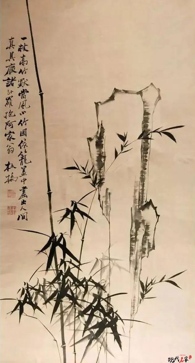 郑板桥的竹子画得好,原来是有秘密-第2张