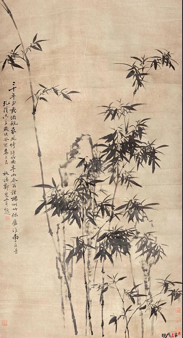 郑板桥的竹子画得好,原来是有秘密-第4张