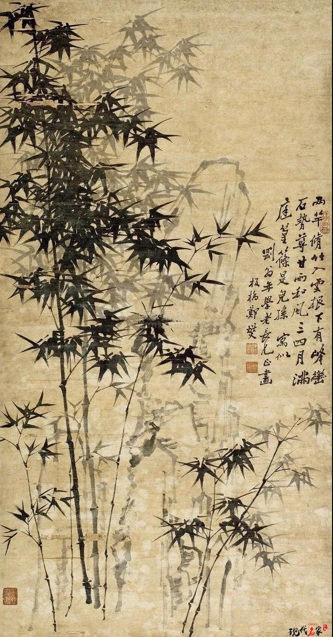 郑板桥的竹子画得好,原来是有秘密-第5张