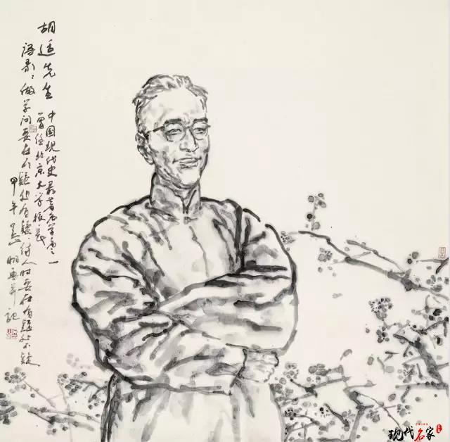 吴山明的宿墨之美-第6张
