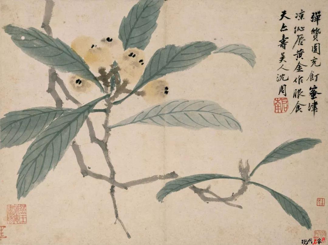 """沈周:人生哲学——""""好脾气""""-第4张"""