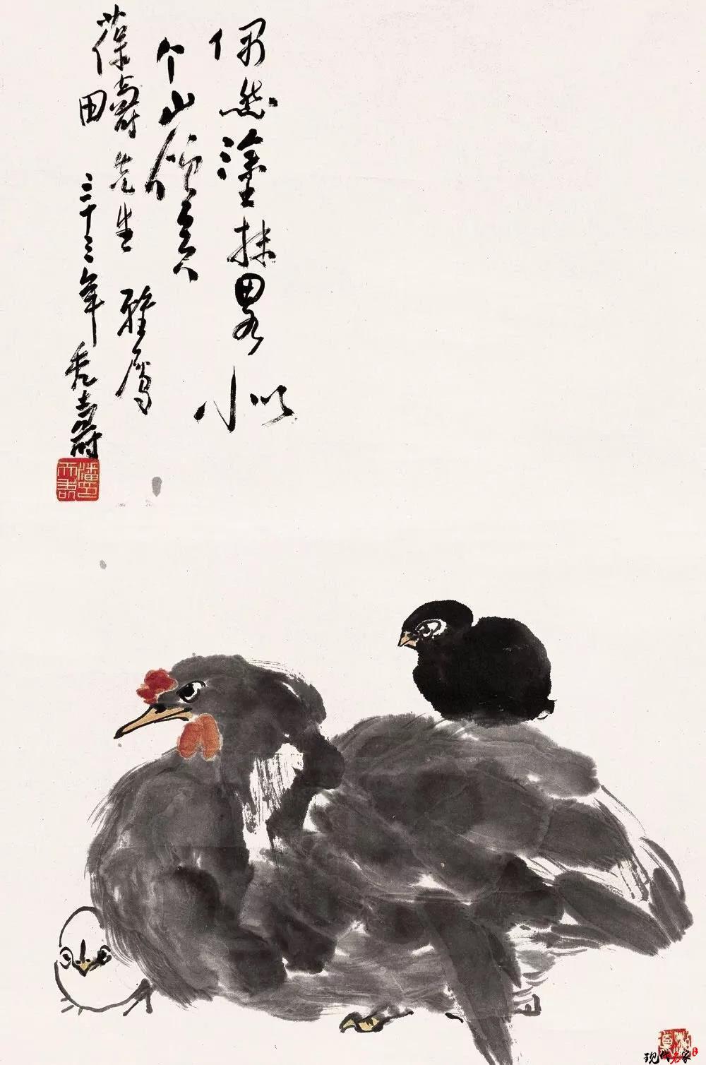 陈传席:黄宾虹、傅抱石、潘天寿在如今怎么培养不出?-第4张