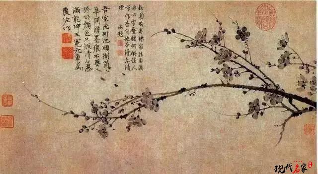 题画诗——中国文人画家的格调-第1张