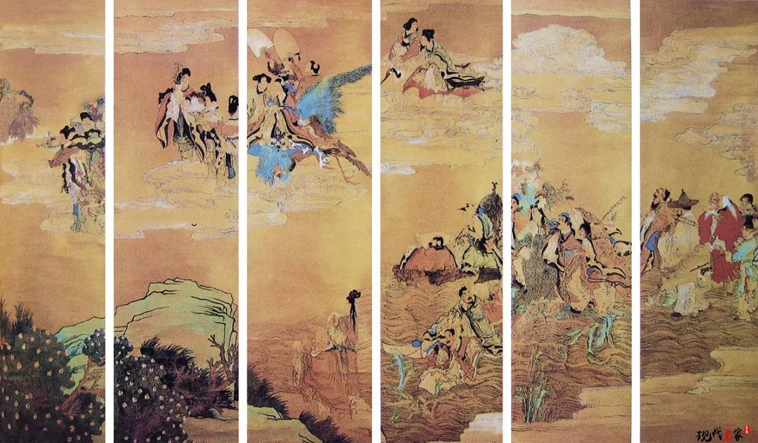 清末画坛的一座奇峰:论任伯年人物画的审美贡献-第2张