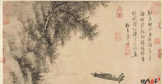 """吴镇的作品为什么多为""""渔夫""""?-第4张"""
