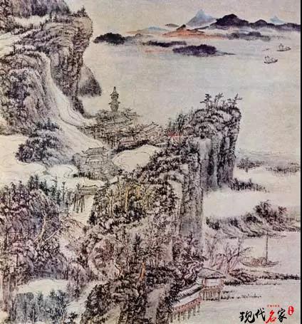 高居翰谈清初四僧的山水画-第3张
