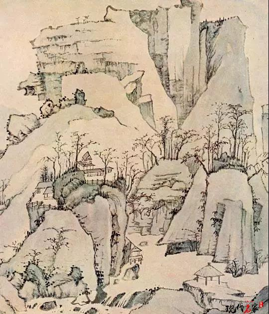 高居翰谈清初四僧的山水画-第4张