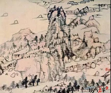高居翰谈清初四僧的山水画-第7张