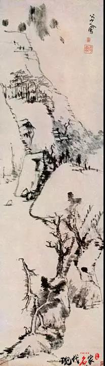 高居翰谈清初四僧的山水画-第8张