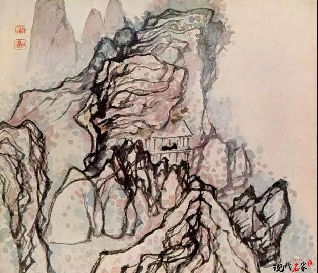 高居翰谈清初四僧的山水画-第9张