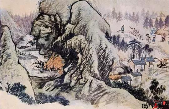 高居翰谈清初四僧的山水画-第10张
