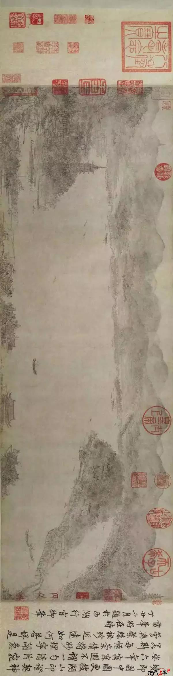 通过眼观宋画就知道我们和中国传统距离越来越远了!-第2张