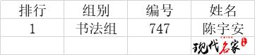 """2020年""""现代名家·华夏名人杯""""全国书画艺术大赛获奖名单公布!-第1张"""