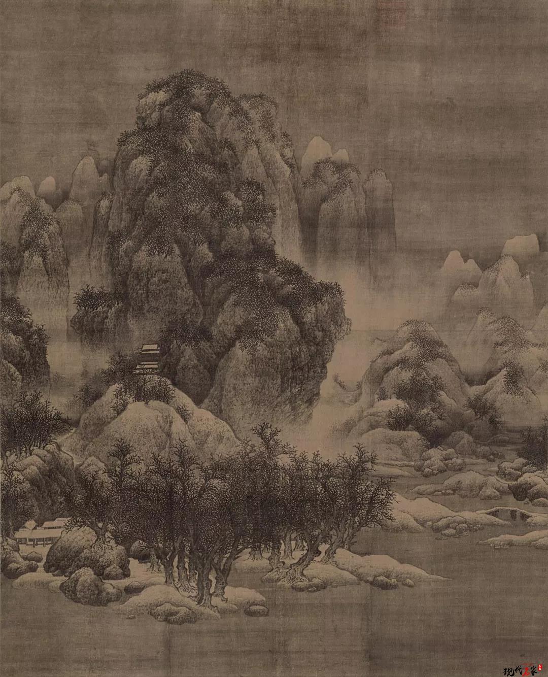 卢禹舜 | 宋代山水画开始注重内心的体验,追求心物圆融的境界-第1张