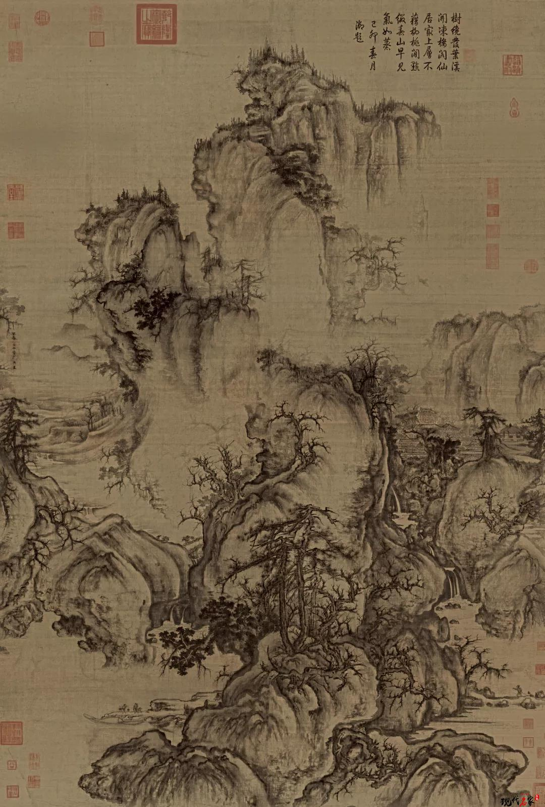 卢禹舜 | 宋代山水画开始注重内心的体验,追求心物圆融的境界-第2张