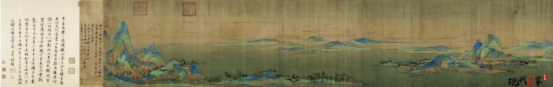 卢禹舜 | 宋代山水画开始注重内心的体验,追求心物圆融的境界-第6张