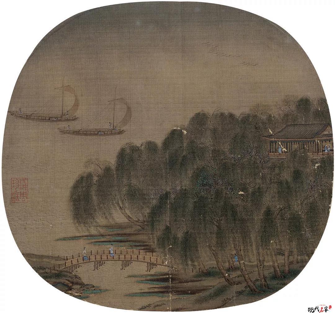 卢禹舜 | 宋代山水画开始注重内心的体验,追求心物圆融的境界-第8张