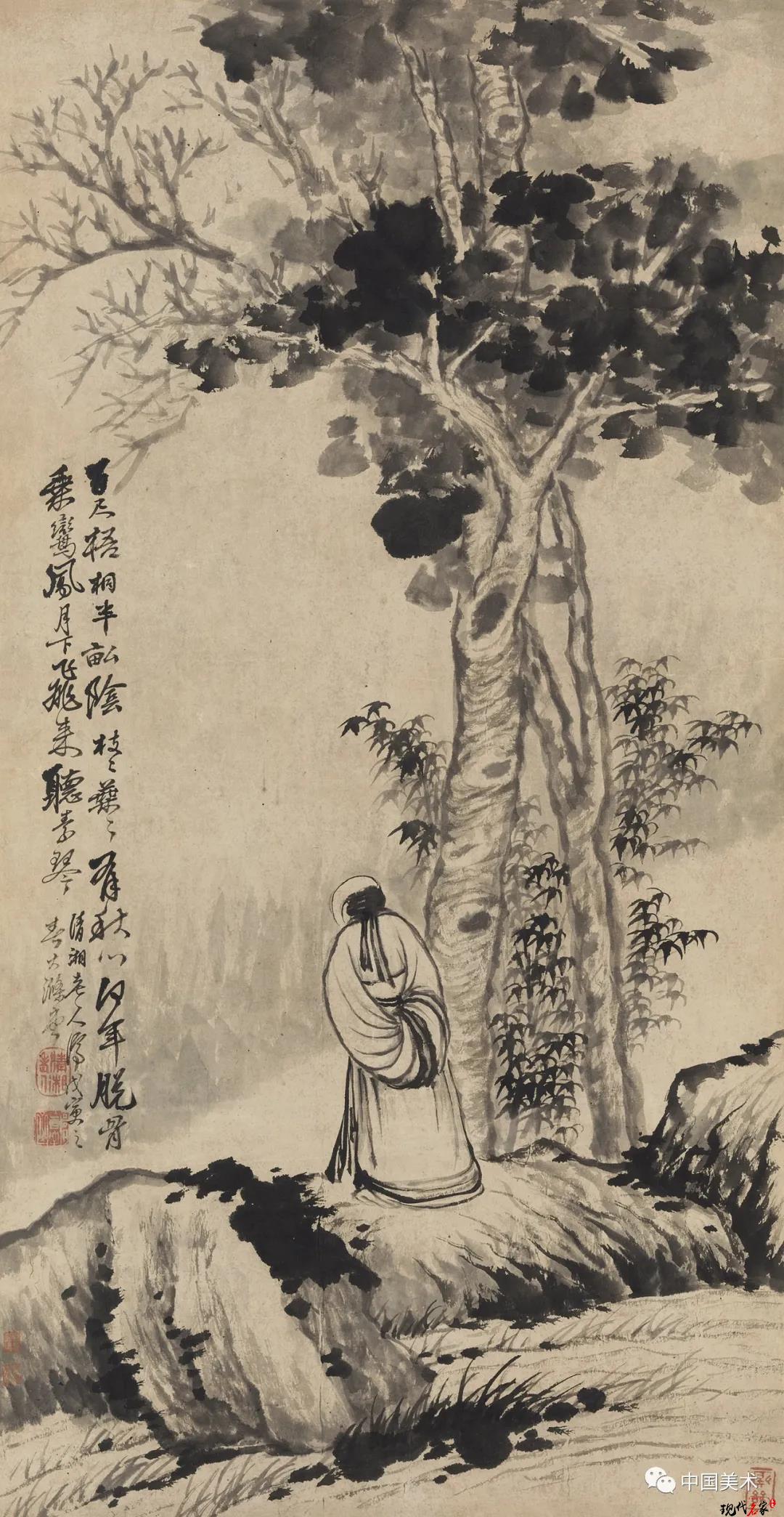 石涛:艺术的表现,就是自我