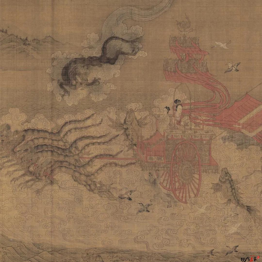 中国画里的仕女形象