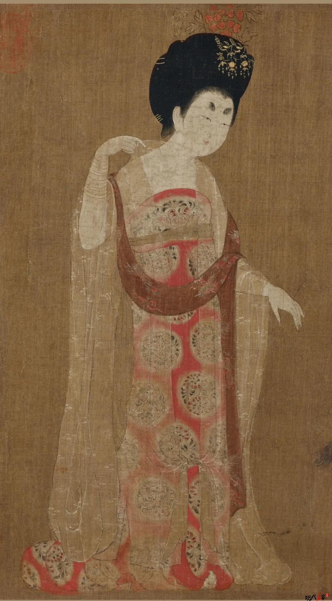中国画里的仕女形象-第2张