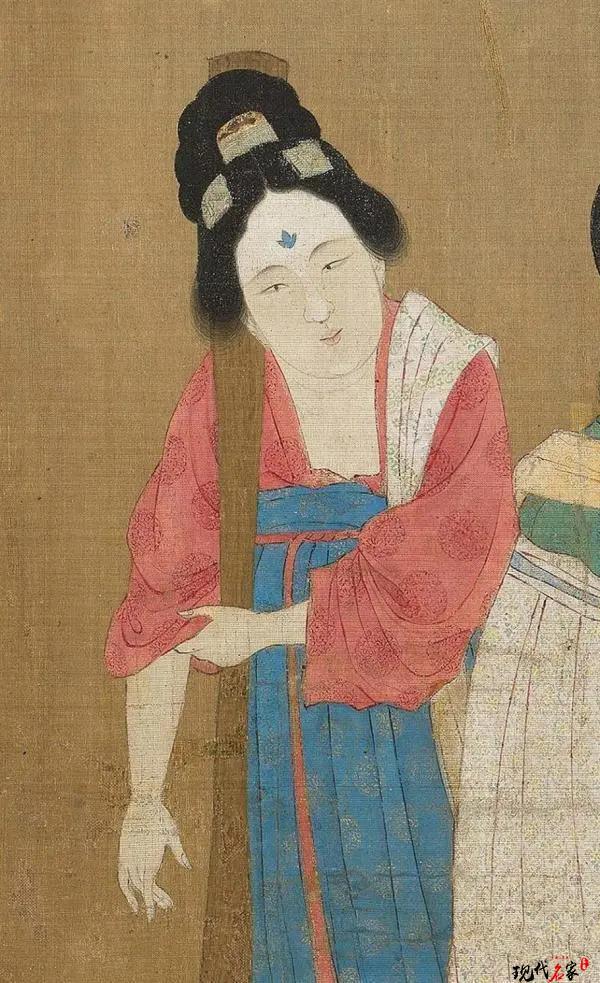 中国画里的仕女形象-第3张