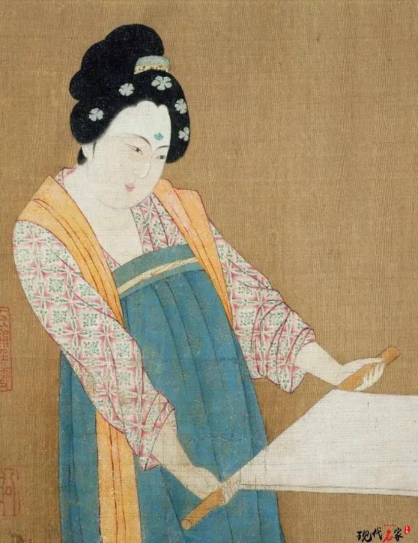 中国画里的仕女形象-第4张