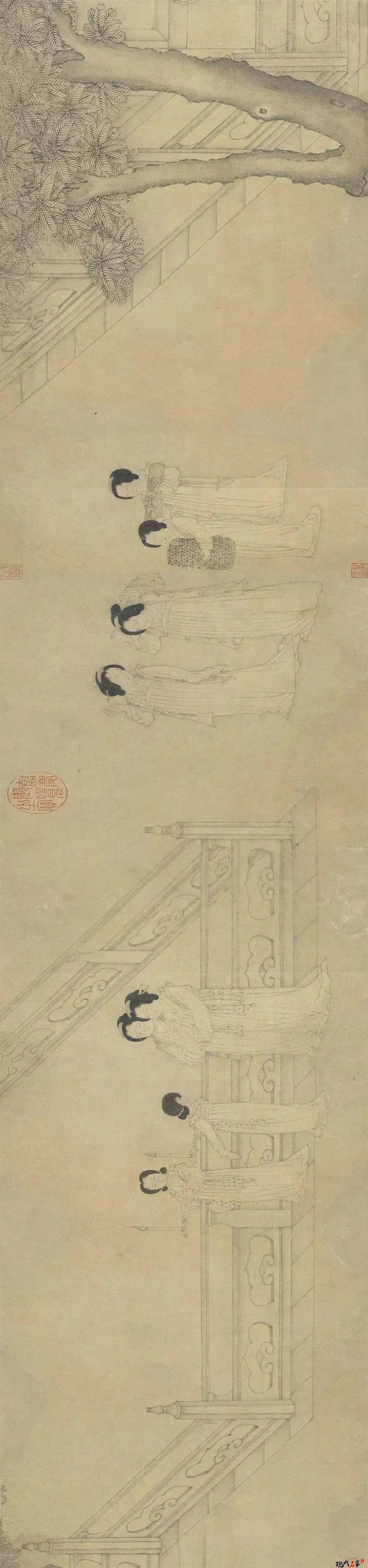 中国画里的仕女形象-第5张