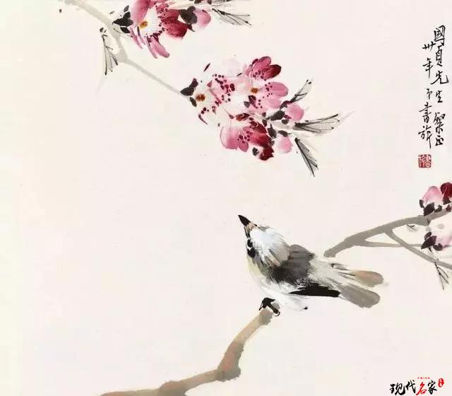 全能圣手张书旂的绘画作品艺术风格-第1张