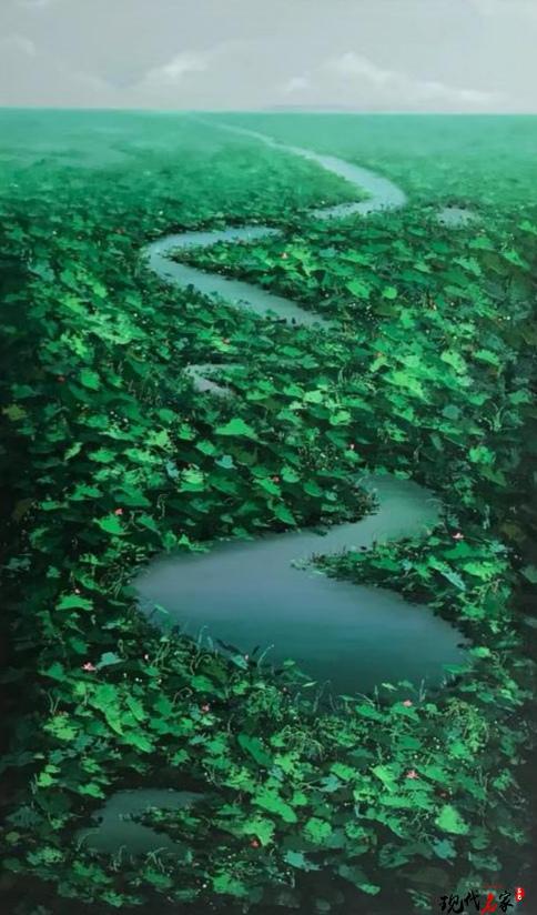 中国现代美术家——朱晓彪-第2张