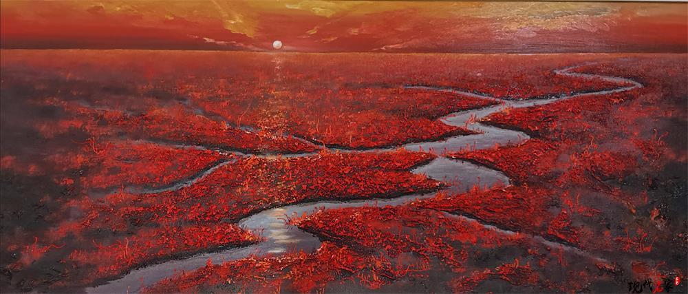 中国现代美术家——朱晓彪-第3张