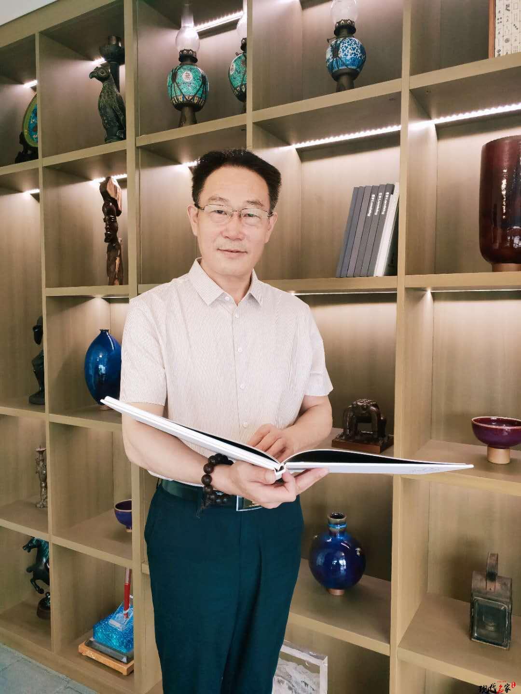 中国现代书法家——林迪、刘文明、王宗标、梁大宏
