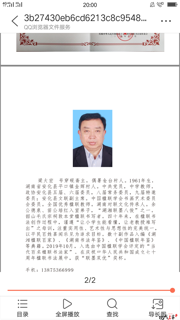 中国现代书法家——林迪、刘文明、王宗标、梁大宏-第11张