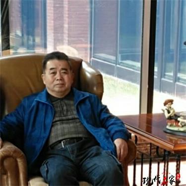 中国现代书法家——崔炳顺、卞为鹏、敦克刚-第7张