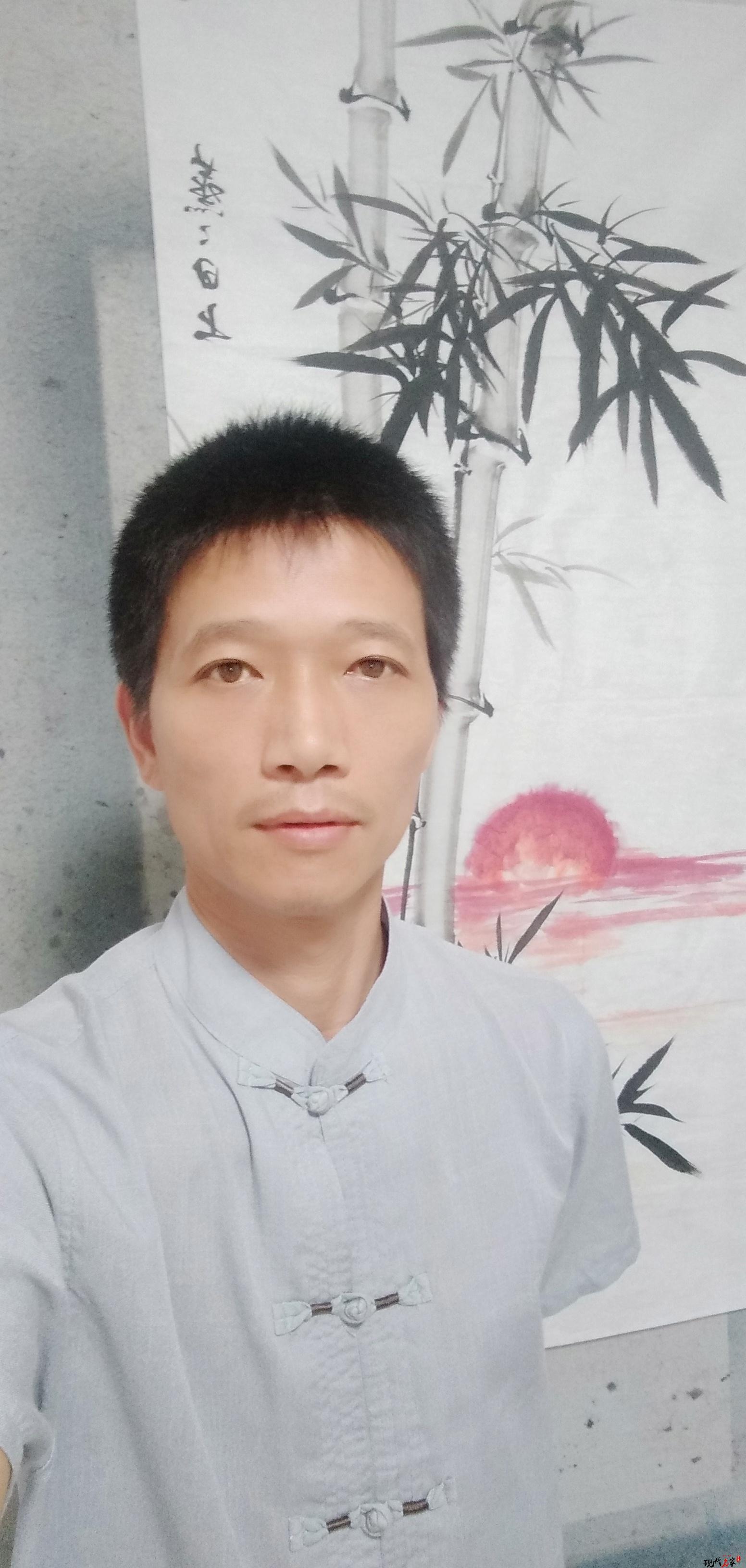 中国现代美术家——蒋兴、陈德久、董正祥