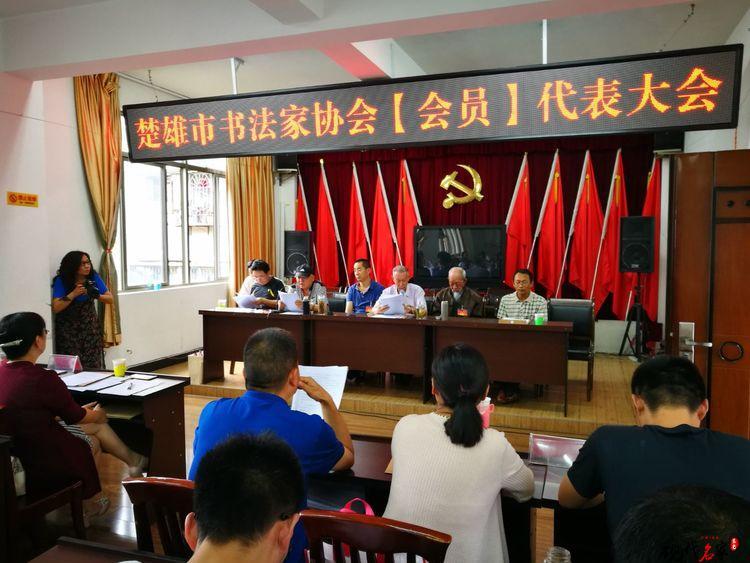 楚雄市书法家协会