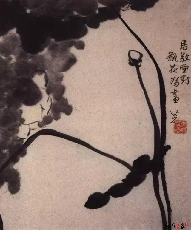 中国画写意造型说