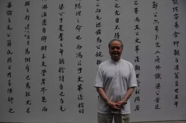 章祖安:书法不是考级,无法速成,支持它的是文化修养!-第3张