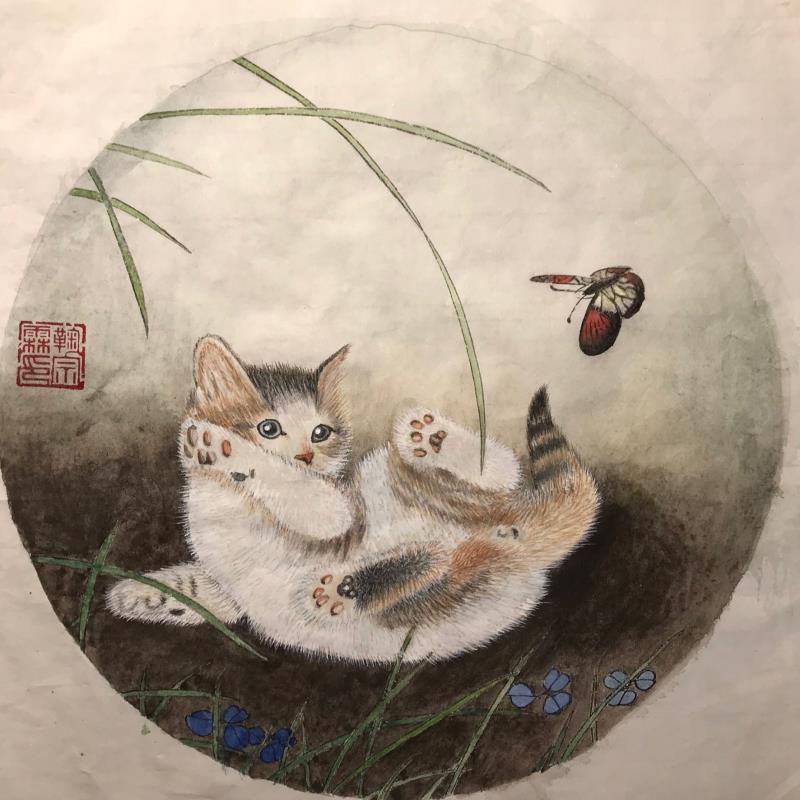 中国现代书画家——鞠宗霖-第2张