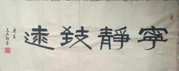 中国现代书画家——马名新、索玉生-第2张