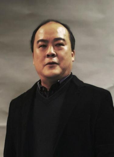中国现代书画家——张乐、邵林明-第1张