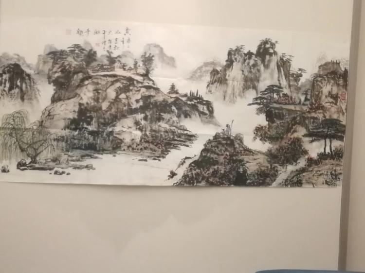 中国现代书画家——彭双全、韩隐、冯尧成、周承启-第5张