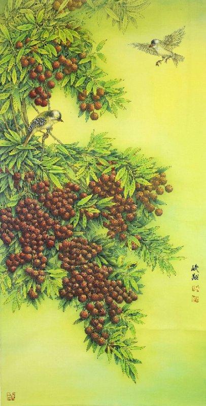 中国现代书画家——张福民、高俊祥、张晓东、潘江海-第4张