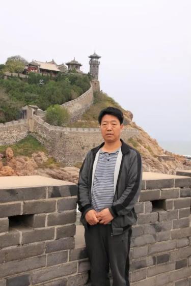 中国现代书画家——谢立功、白贺全、袁禄、周荣保、蒲致成、王位柱、白福海、赵厚章
