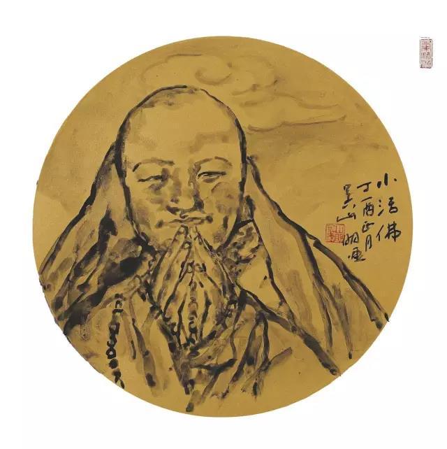 艺术实践杂记——吴山明-第2张